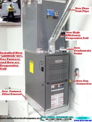 New Furnace Installation