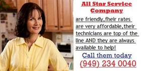 Orange County Ca,Heating and Cooling repair