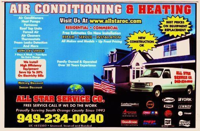 orange county hvac